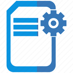 data, extension, file, format, programming, software, storage icon