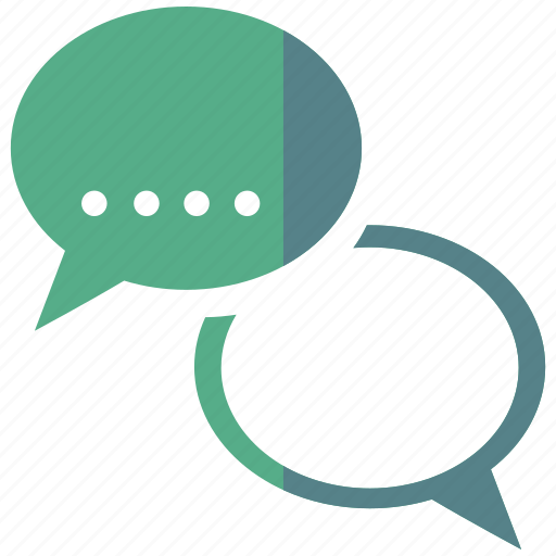 business, chat, communication, conversation, decision, information, opinion icon
