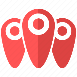 find, label, option, point, preferences, search, terrain icon
