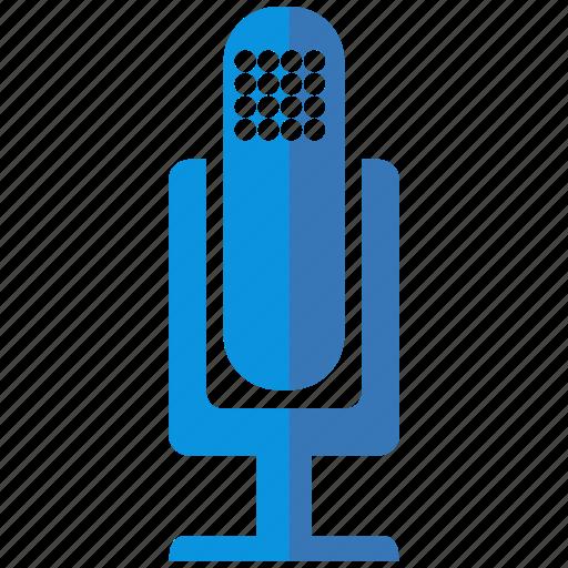 audio, microphone, record, recording, song, sound, studio icon