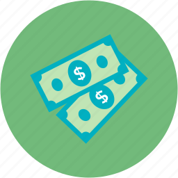 bank, banking, business, coin, dollar, financial, payment icon