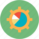 cog, control, setting, tool, tools, web, work icon