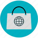 bag, basket, buy, case, luggage, portfolio, travel icon