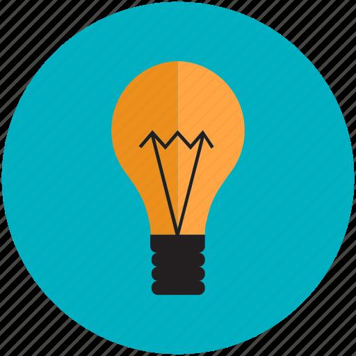 brain, idea, innovation, lightbulb, mind, think, thinking icon