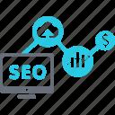 analytics, business, communication, ecommerce, internet, marketing, seo