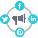 advertizing, business, communication, connection, internet, marketing, social