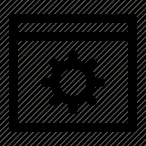 Optimization, seo, web, webpage, website icon - Download on Iconfinder