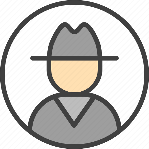 Anonymous, criminal, hacker, security, spy, unknown icon - Download on Iconfinder