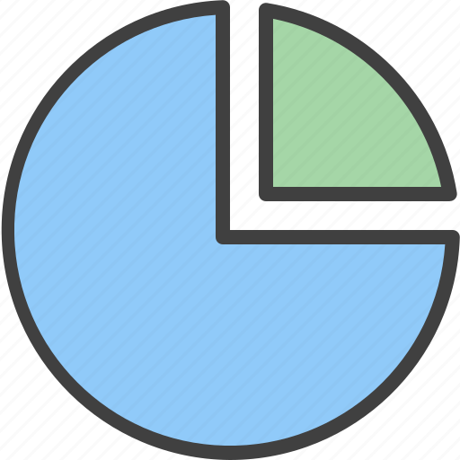 analysis, chart, pie, statistic icon
