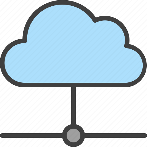 cloud, hosting, refresh, server, storage, sync, synchronize icon