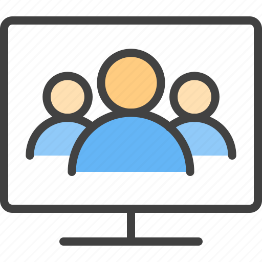 Audience, group, monitor, target, team, user, users icon - Download on Iconfinder