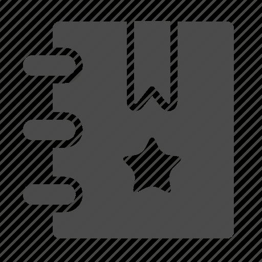 blogging, bookmark, catalog, content, favorite, organizer, seo icon