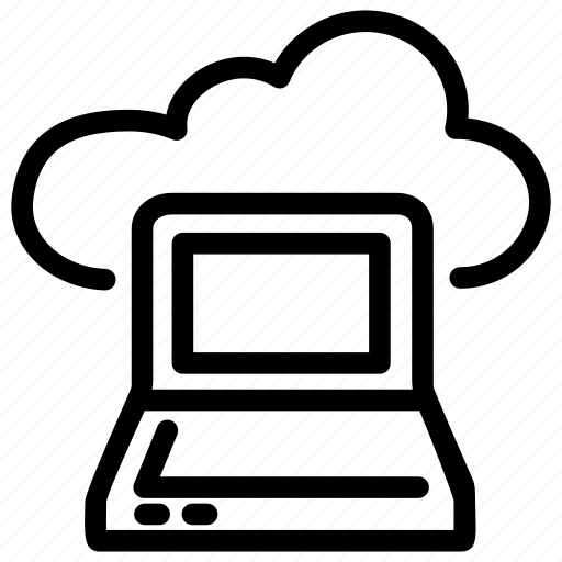 cloud, computing, connection, internet, network, server icon