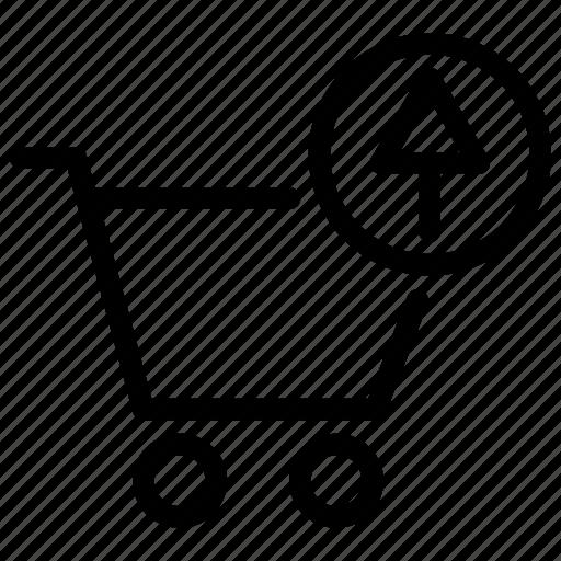 add, buy, ecommerce, shopping, trolly icon