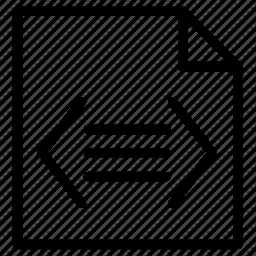 code, coding, description, div, html, meta, source icon