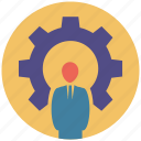 human, mobile marketing, resources, seo, seo pack, seo services, web design icon