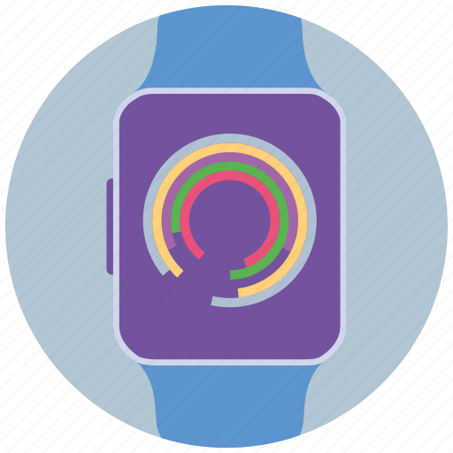 mobile marketing, seo icons, seo pack, seo services, smart, watch, web design icon