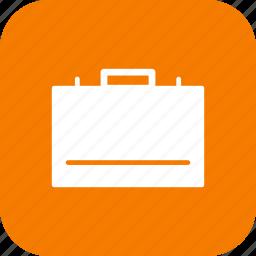 attache case, bag, breifcase, portfolio icon