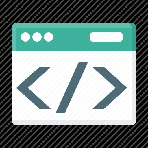 cod, codding, codding page, development, programing, web, website icon