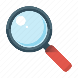 development, magnifier, optimization, research, search, seo, tools icon