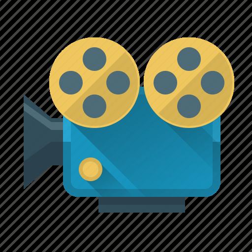 camera, marketing, movie, promotion, record, seo, video icon