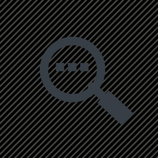 concept, element, mobile, search, search engine optimization, seo, web icon