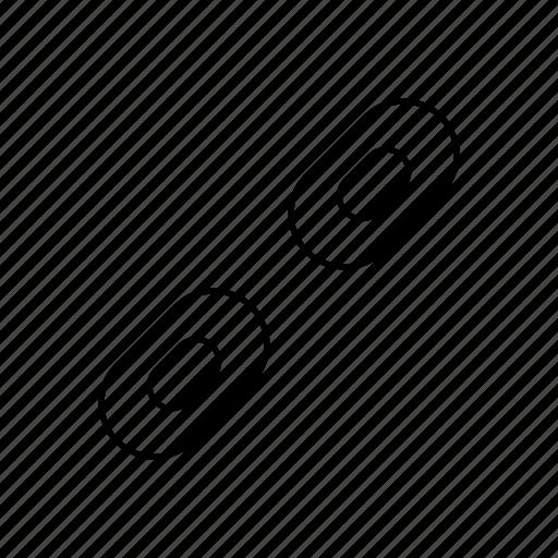 link, seo, url icon