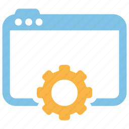 configuration, configure, customisation, preferences, setting, settings, webpage icon