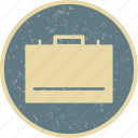 attache case, breifcase, portfolio icon
