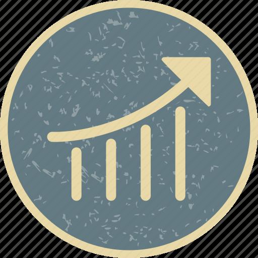 performance, ranking, seo icon