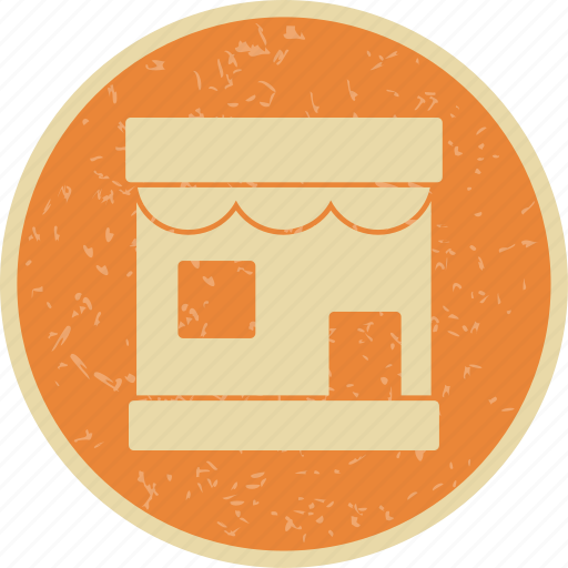 cafe, shop, store icon