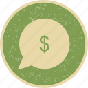 money, send, transfer icon