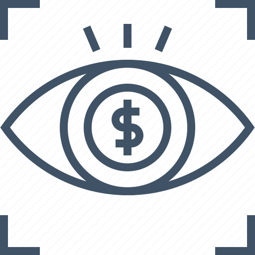 browser, currency, pay, payment, per, view icon