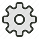 cogwheel, control, gear, options, preferences, settings icon