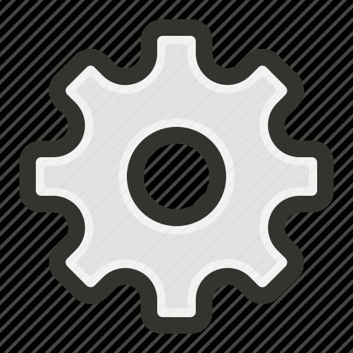 cogwheel, control, gear, options, preferences, settings icon
