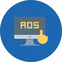 ads, advertisement, advertising, device, display, optimization, seo icon
