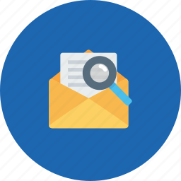 communication, email, mail, message, optimization, search, seo icon