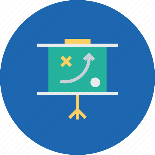 analysis, board, performance, report, sales, statics, strategy icon