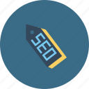 label, optimization, ribbon, search, seo, tag, tool