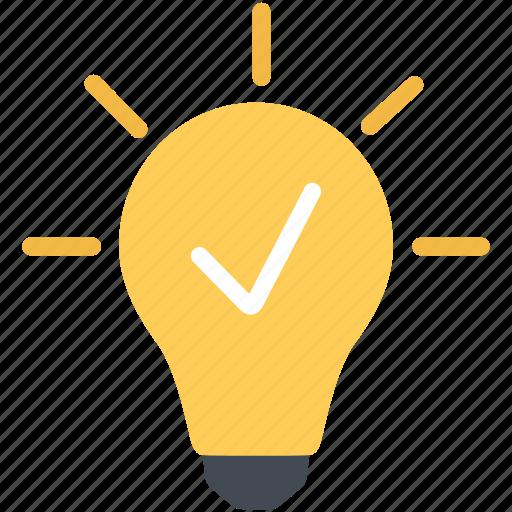 bright, bulb, creative, electricity, idea, lamp, lightbulb icon
