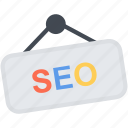 seo, web, business, money, chart, tag, marketing icon