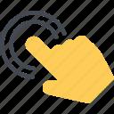 shop, buy, shopping, hand, seo, click icon
