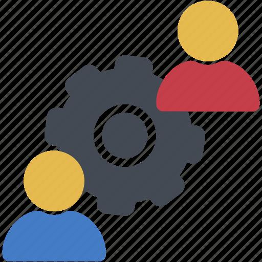 business, configuration, gear, person, seo, setting, user icon