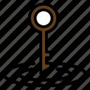 key, keyword, seo, target, web icon