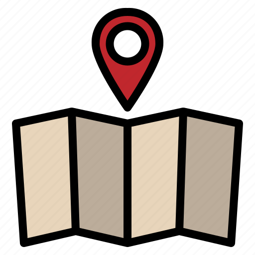 location, map, pointer, seo, web icon