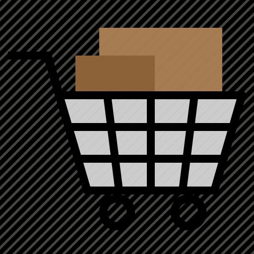 cart, product, seo, shopping, web icon