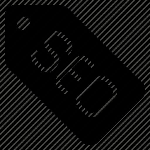 seo, tag, web icon