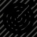 aim, bullseye, dart, dartboard, goal, objective, target icon