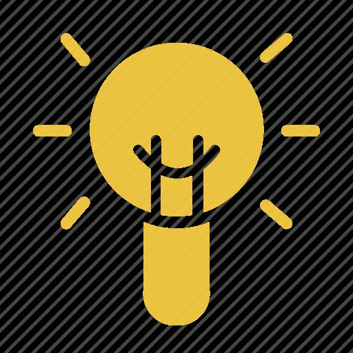 business, idea, internet, lamp, marketing, online, seo icon