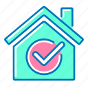 home, page, seo, site icon